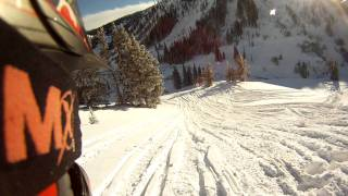 9. 2011 Ski-Doo Freeride 154