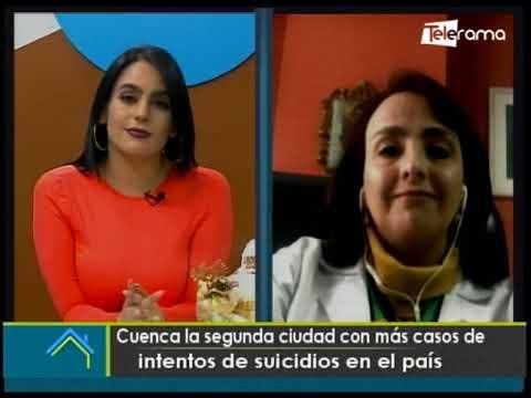Cuenca la segunda ciudad con más casos de intentos de suicidios en el país