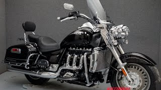 10. 2010  TRIUMPH  ROCKET III TOURING - National Powersports Distributors