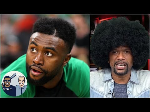 Video: Jaylen Brown declares: I'll win five rings by age 28 | Jalen & Jacoby