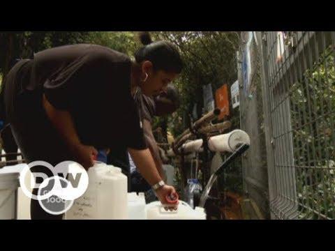 Südafrika: Kampf gegen die Trockenheit | DW Deutsch