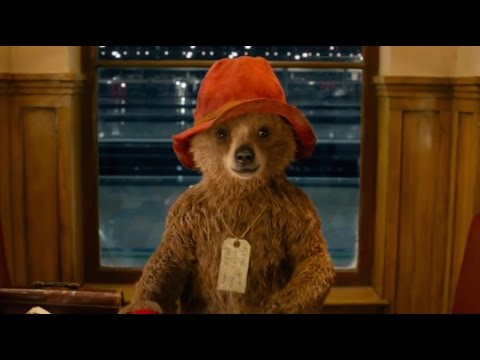 side - Ellen found an interesting clip of the adorable bear movie. Sound like someone's about to get taken.