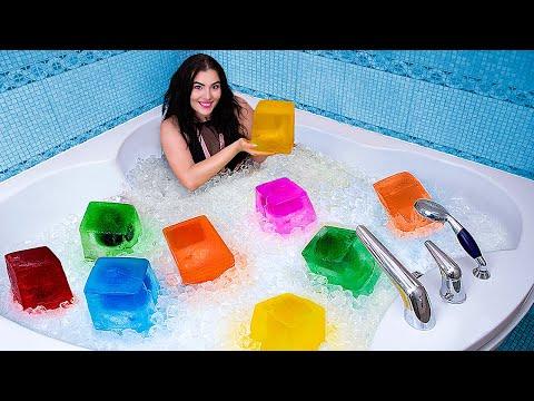 Buz Banyosu Mücadelesi!