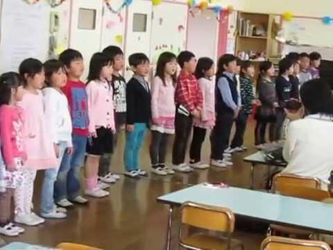 ♪ありがとう こころをこめて♪ へいわ幼稚園