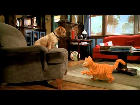 GARFIELD – IL FILM: Garfield vs Odie