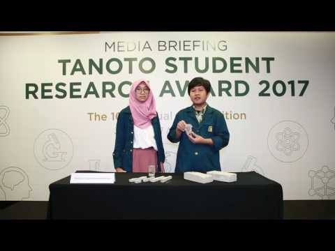 TIM ITB – Tanoto Student Research Award 2017