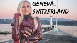 Geneva Switzerland  City new picture : Anastasiya Explores Geneva, Switzerland