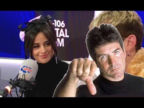 Simon Cowell Still Mispronounces Camila Cabello's Name!