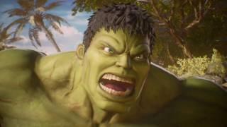 Marvel vs. Capcom: Infinite: Trailer Cinematográfico (1080p 60fps, legendado em português)