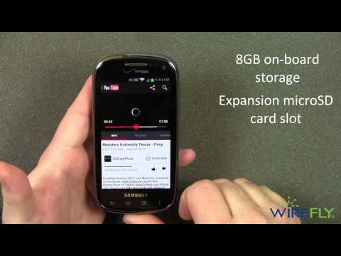 Smartphone Quick Look Samsung Stratosphere II by Wirefly