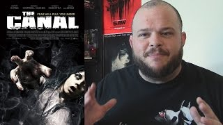 The Canal (2014) movie review horror Irish