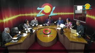 Anibal Diaz del defensa del espacio publico dice tienen planes para iluminar el zooberto