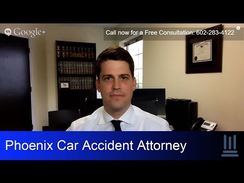 Phoenix Car Accident Attorney- Lawyer Answers Legal Questions- YouTube