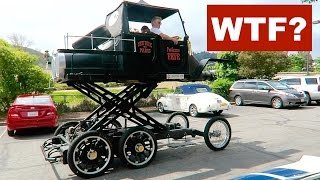 The Most RIDICULOUS Car I've Ever Seen !!! by Vehicle Virgins