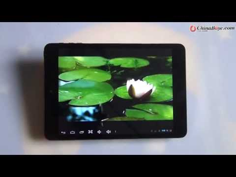 Freelander PD300 Dual Core Tablet PC