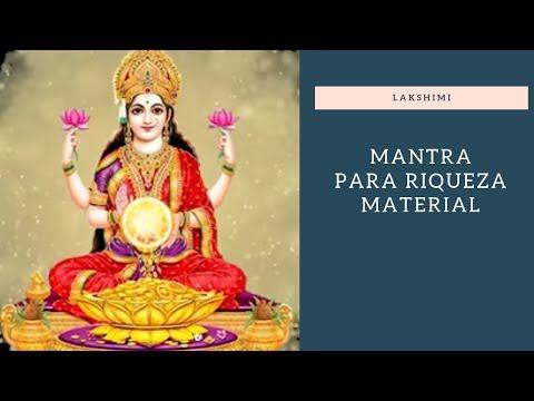 Poderoso Mantra para Fortuna, Dinheiro, riqueza  (Lakshimi)   Satyaa & Pari - Maha Lakshimi