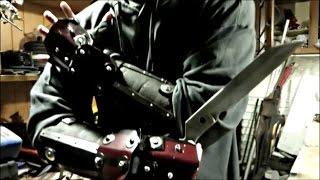 Video How to Make: Mad Max Samurai Bracers MP3, 3GP, MP4, WEBM, AVI, FLV Mei 2019