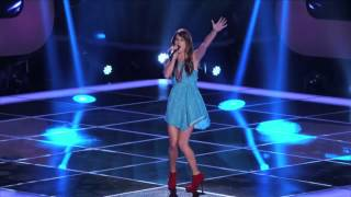 Audition - Cassadee Pope singing Torn