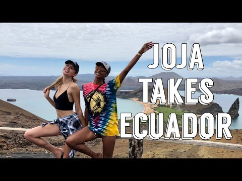 JOJACATION // Ep. 1 - Ecuador