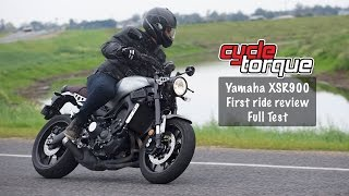 9. Yamaha XSR900 - review and test. Watch before buying!
