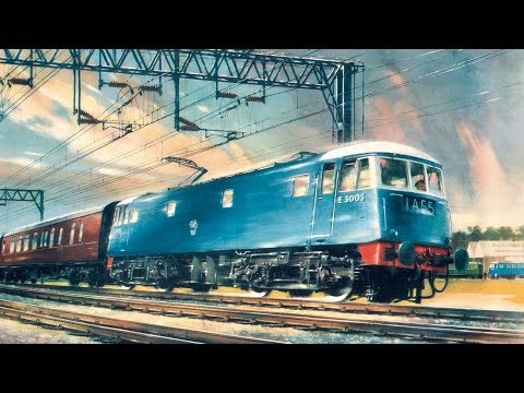 The Best Of British Transport Films On Blu-ray | BFI