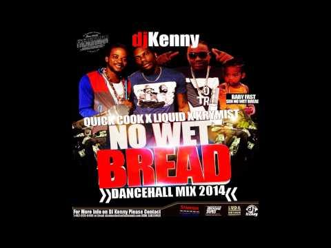 Community Magazine – DJ KENNY NUH WET BREAD DANCEHALL MIX OCT 2014