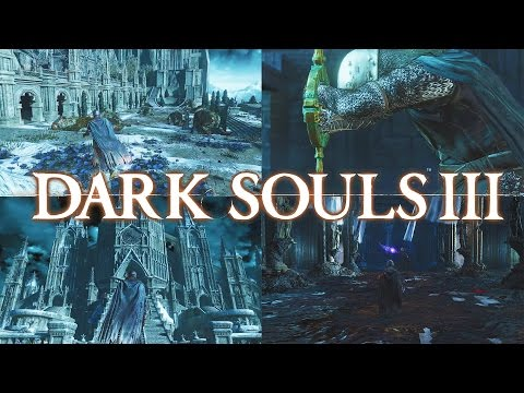 The Complete Guide To Dark Souls 3 - Anor Londo And Aldrich, Devourer Of Gods