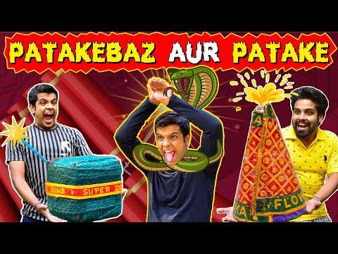 PATAKEBAZ AUR PATAKE   Diwali Special   The Half-Ticket Shows