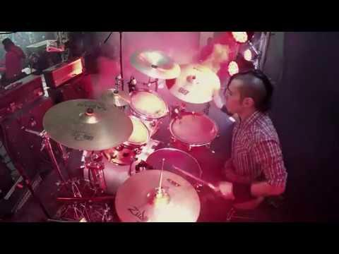 The Brainwash Machine - Animal Obsession {Festival Puente Aranda Metal Rock}