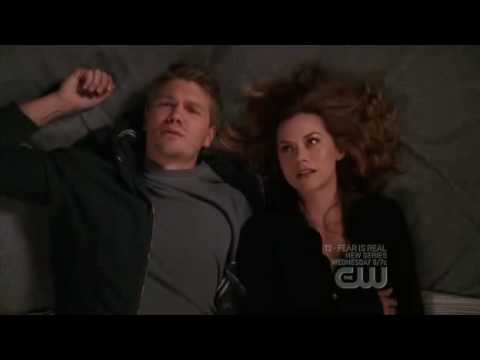 """One Tree Hill 6x14 Lucas and Peyton """"If momma ain't happy, ain't nobody happy"""""""