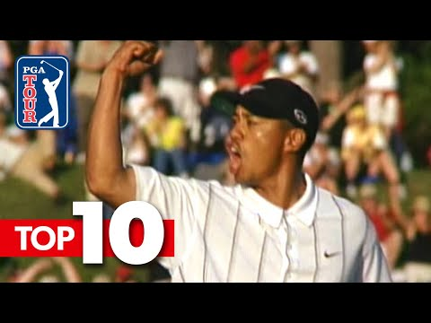 All-time shots from THE PLAYERS Championship