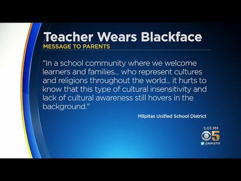 Milpitas High Administrators Investigate Teacher Wearing Blackface On Halloween