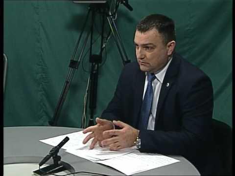 Керівник поліції Житомирщини у прямому ефірі телебачення відповів на запитання глядачів. ВІДЕО