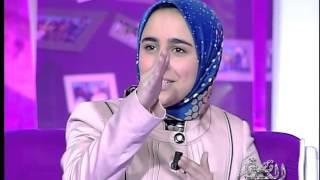 حسناء خولالي : أول امرأة عربية افريقية تفوز بجائزة عالمية لتجويد القرآن الكريم