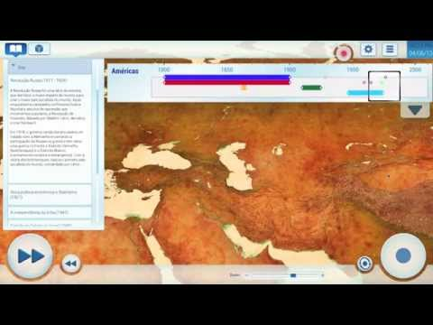 Video of História Mundial EvoBooks