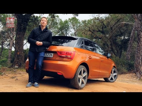 Audi A1 Sportback review – Auto Express