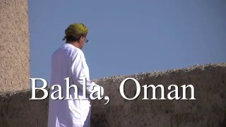 Bahla Oman  city photos gallery : Bahla, Oman; black magic, jinn, witchcraft and Jesus