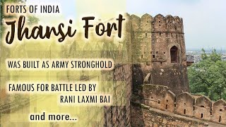 Jhansi India  City new picture : Forts Of India - Jhansi - Ep # 18