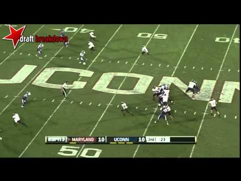 Yawin Smallwood vs Maryland 2013 video.
