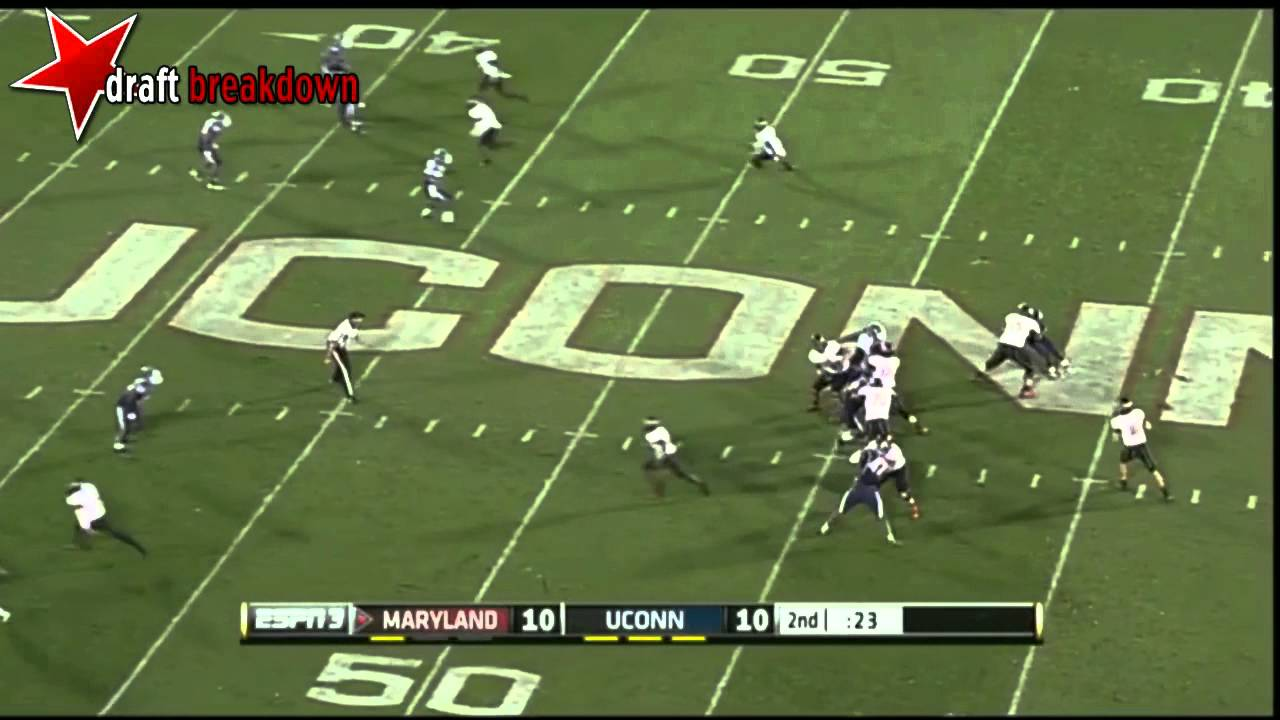 Yawin Smallwood vs Maryland (2013)