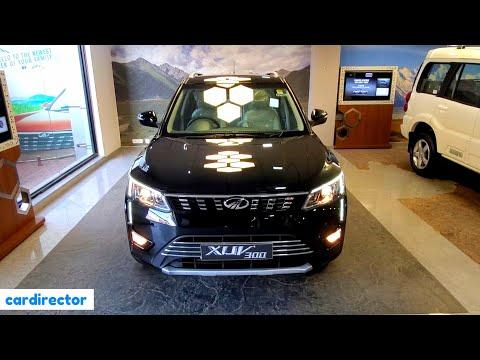 Mahindra XUV300 W8(O) 2020 | BS6 XUV300 2020 Top Model | Interior and Exterior | Real-life Review
