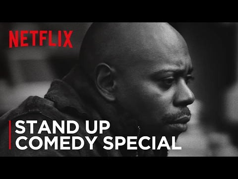 Dave Chappelle's Netflix Specials Just Got a Teaser Trailer and Release Date