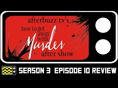 How To Get Away With Murder Season 3 Episode 10 Review & After Show | AfterBuzz TV