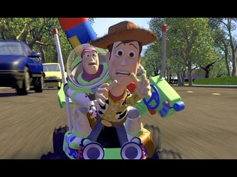Toy Story 2 Funny Moments