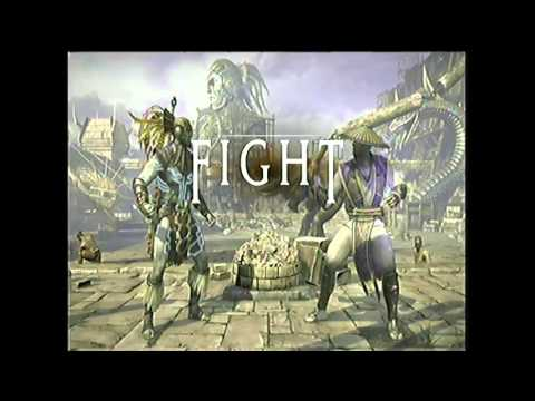 PVGF Mortal Kombat XL Waseem (Kotal Kahn) vs. MKRayden (Raiden)