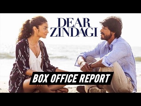 Box Office Report : Dear Zindagi Solid Punch | Ope