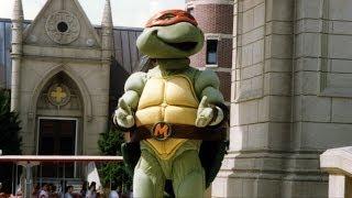 Teenage Mutant Ninja Turtles at Disney MGM Studios Show & Meet and Greet 1991, Walt Disney World