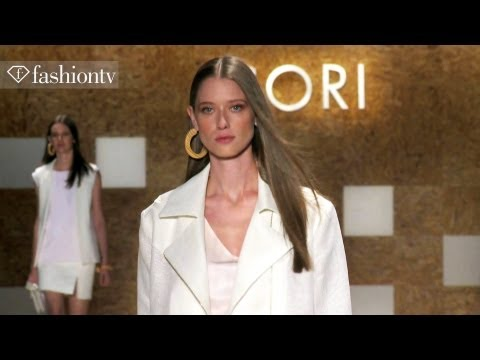 Cori Spring/Summer 2014 | Sao Paulo Fashion Week SPFW | FashionTV