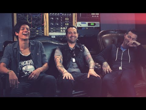Avenged Sevenfold - Hail To The King Interview