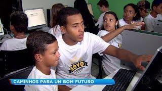 ONG de Piratininga prepara crianças e adolescentes para o mercado de trabalho